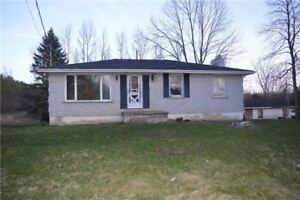 50.67 acres lot with a 3 bedroom bungalow