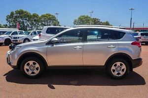 2013 Toyota RAV4 ALA49R GX AWD Silver 6 Speed Sports Automatic Wagon Westminster Stirling Area Preview
