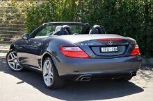 2015 Mercedes-Benz SLK200  Grey Sports Automatic Roadster Doncaster Manningham Area Preview