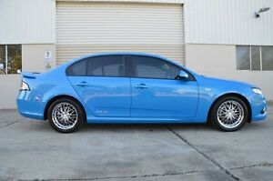 2011 Ford Falcon FG MkII XR6 Blue 6 Speed Sports Automatic Sedan Ashmore Gold Coast City Preview