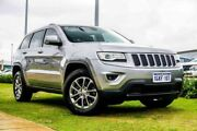 2015 Jeep Grand Cherokee WK MY15 Laredo Silver 8 Speed Sports Automatic Wagon Pearsall Wanneroo Area Preview