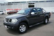 2008 Nissan Navara D40 ST-X Grey 5 Speed Automatic Utility Woodridge Logan Area Preview