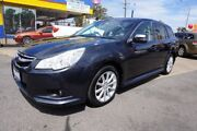 2010 Subaru Liberty B5 MY10 2.5i Lineartronic AWD Premium Graphite Grey 6 Speed Constant Variable Dandenong Greater Dandenong Preview