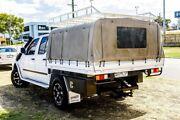 2013 Nissan Navara D40 S7 MY12 RX White 6 Speed Manual Utility Wangara Wanneroo Area Preview