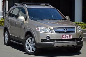 2007 Holden Captiva CG LX AWD Silver 5 Speed Sports Automatic Wagon Aspley Brisbane North East Preview