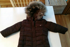 H&M Girl's Parka Size 1.5-2 years