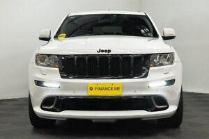 2013 Jeep Grand Cherokee WK MY2013 SRT-8 White 5 Speed Sports Automatic Wagon