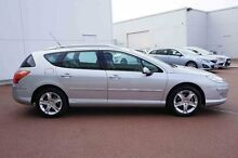 2009 Peugeot 407 MY09 Upgrade ST HDI Touring Grey 6 Speed Sports Automatic Wagon Wangara Wanneroo Area Preview