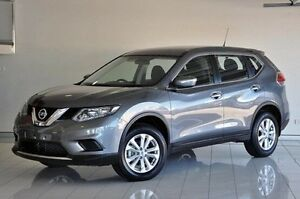 2016 Nissan X-Trail T32 TS 4WD Grey 6 Speed Manual Wagon Southport Gold Coast City Preview
