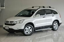 2010 Honda CR-V RE MY2010 4WD White 5 Speed Automatic Wagon Southport Gold Coast City Preview