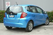 2010 Honda Jazz GE MY10 VTi Limited Edition Blue 5 Speed Automatic Hatchback Maitland Maitland Area Preview