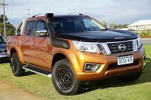 2015 Nissan Navara D23 ST-X Gold 6 Speed Manual Utility Wangara Wanneroo Area Preview