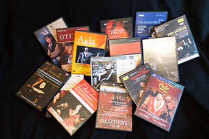 Opera DVD Collection!!