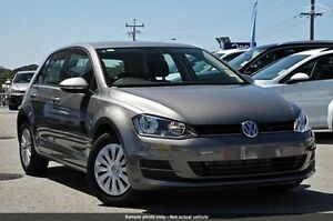 2016 Volkswagen Golf VII MY16 92TSI DSG Grey 7 Speed Sports Automatic Dual Clutch Hatchback Invermay Launceston Area Preview