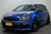 2012 Volkswagen Golf VI MY13 R DSG 4MOTION Blue 6 Speed Sports Automatic Dual Clutch Hatchback Edgewater Joondalup Area Preview