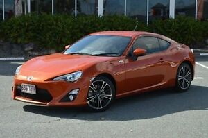 2013 Toyota 86 Orange Sports Automatic Coupe Highland Park Gold Coast City Preview