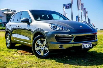 2013 Porsche Cayenne 92A MY14 Diesel Tiptronic Graphite 8 Speed Sports Automatic Wagon Wangara Wanneroo Area Preview