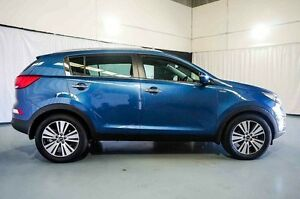 2015 Kia Sportage SL MY14 Platinum AWD Blue 6 Speed Sports Automatic Wagon Wangara Wanneroo Area Preview