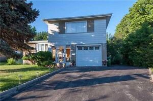 3 BR DETACHED (SIDESPLIT 4) HOUSE FOR SALE IN  SCARBOROUGH