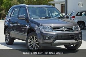 2016 Suzuki Grand Vitara JT MY15 Sports (4x4) Quasar Grey 4 Speed Automatic Wagon Carseldine Brisbane North East Preview