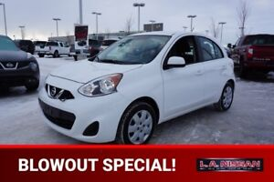 2016 Nissan Micra SV AUTOMATIC Accident Free,  Bluetooth,  A/C,