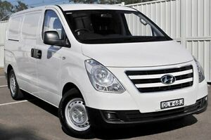 2015 Hyundai iLOAD TQ3-V Series II MY16 Crew Cab White 5 Speed Automatic Van Gosford Gosford Area Preview
