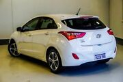 2016 Hyundai i30 GD4 Series II MY17 Active X White 6 Speed Sports Automatic Hatchback Wangara Wanneroo Area Preview