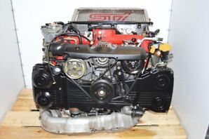 Looking for sti engine