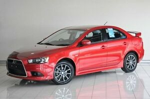 2015 Mitsubishi Lancer CJ MY15 ES Sport Red 6 Speed Constant Variable Sedan Southport Gold Coast City Preview