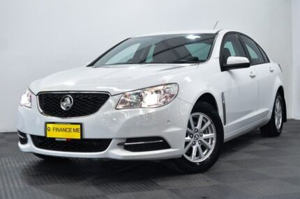 2013 Holden Commodore VF MY14 Evoke White 6 Speed Sports Automatic Sedan Edgewater Joondalup Area Preview