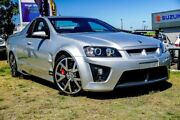 2008 Holden Special Vehicles Maloo E Series MY09 R8 Silver 6 Speed Manual Utility Wangara Wanneroo Area Preview
