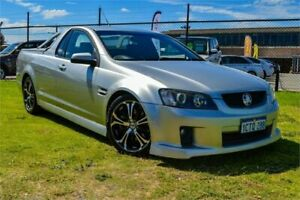 2008 Holden Commodore VE SS-V Silver 6 Speed Automatic Utility Rockingham Rockingham Area Preview