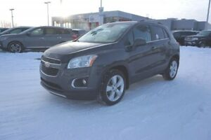 2014 Chevrolet Trax LTZ ALL WHEEL DRIVE Accident Free,  Leather,