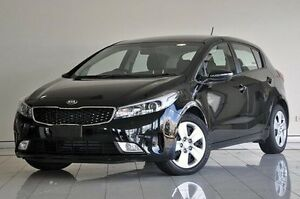 2016 Kia Cerato YD MY17 S Black 6 Speed Sports Automatic Hatchback Southport Gold Coast City Preview