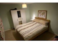 Furnished Double Room in Professional House Share