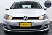 2014 Volkswagen Golf VII MY14 90TSI DSG Silver 7 Speed Sports Automatic Dual Clutch Hatchback Edgewater Joondalup Area Preview