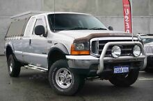 2003 Ford F250 XLT Super Cab Silver 4 Speed Automatic Utility Osborne Park Stirling Area Preview