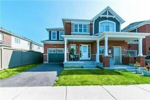 4 Bedroom / 3 Washroom / 2 Year Old House for Sale In Brampton
