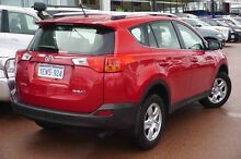 2015 Toyota RAV4 ZSA42R MY14 GX 2WD Wildfire 7 Speed Constant Variable Wagon Wangara Wanneroo Area Preview