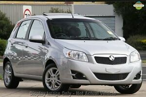 2009 Holden Barina TK MY10 Black 5 Speed Manual Hatchback Liverpool Liverpool Area Preview