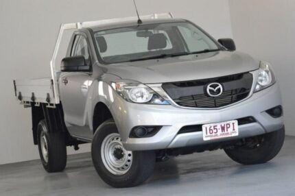 09 30l tdiesel auto mazda bt 50 ute cars vans utes gumtree 2016 mazda bt 50 ur0yd1 xt 4x2 hi rider silver 6 speed sports automatic cab chassis fandeluxe Images