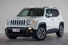 2015 Jeep Renegade BU MY16 Limited DDCT White 6 Speed Sports Automatic Dual Clutch Hatchback Robina Gold Coast South Preview
