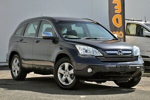 2007 Honda CR-V RE MY2007 Sport 4WD Grey 5 Speed Automatic Wagon Tweed Heads South Tweed Heads Area Preview