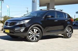 2013 Kia Sportage SL MY13 Platinum (AWD) 6 Speed Automatic Wagon South Maitland Maitland Area Preview