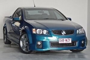 2012 Holden Ute VE II MY12.5 SV6 Z Series Green 6 Speed Sports Automatic Utility Kedron Brisbane North East Preview