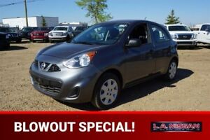 2018 Nissan Micra S AUTOMATIC