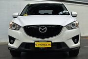 2013 Mazda CX-5 KE1021 MY13 Maxx SKYACTIV-Drive AWD Sport White 6 Speed Sports Automatic Wagon Thornlie Gosnells Area Preview