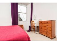 STUDENTS: Bright and spacious 5 bed HMO flat with TV & broadband available September NO FEES!