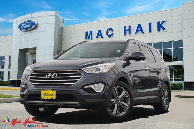 2016 Hyundai Santa Fe Limited 67820 Miles Night Sky Pearl Sport Utility Regular
