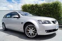 2010 Holden Calais VE MY10 V Sportwagon Silver 6 Speed Sports Automatic Wagon South Launceston Launceston Area Preview